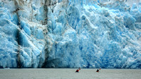 Kayaking, Tracy Arm Alaska
