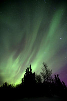 Aurora, Cleary Summit, Alaska