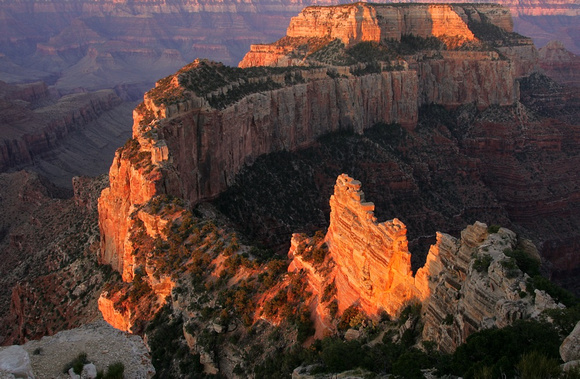 Wotans Throne, Grand Canyon N.P.